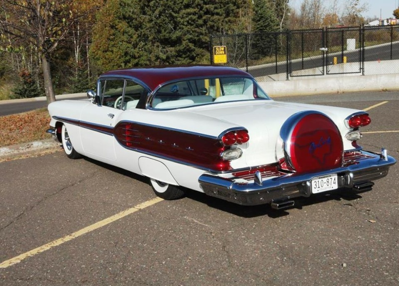 Pontiac 1955 - 1958 custom & mild custom - Page 2 11081412