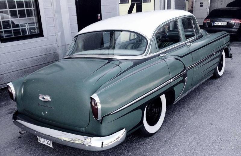 Chevy 1953 - 1954 custom & mild custom galerie - Page 10 11082513