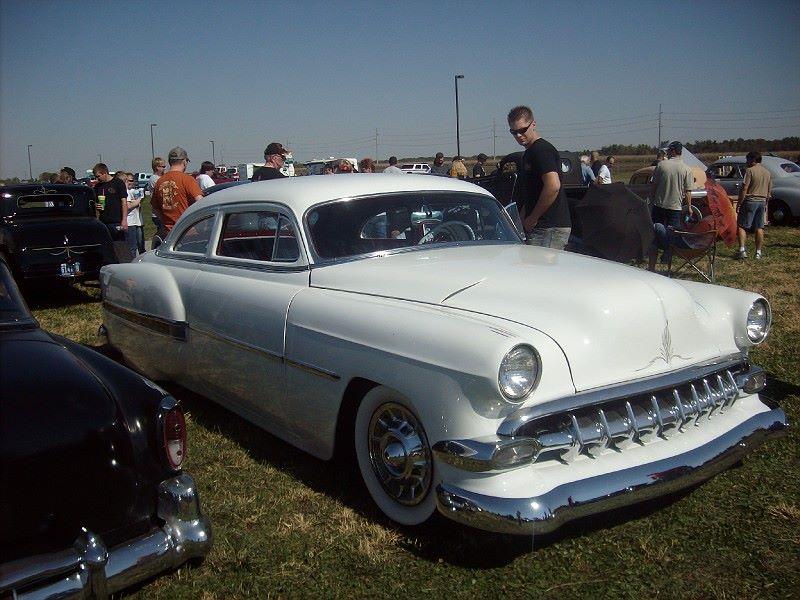 Chevy 1953 - 1954 custom & mild custom galerie - Page 10 11102710