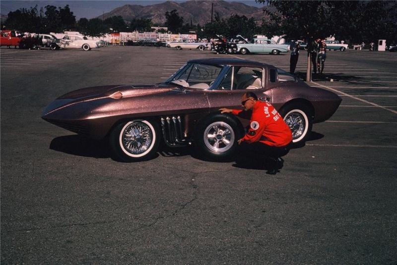 Chevrolet Corvette Customs & mild customs - Page 2 11113110