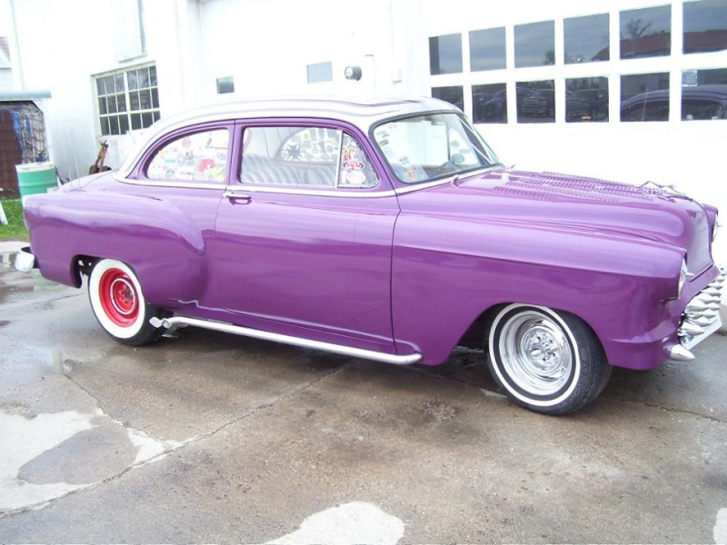 Chevy 1953 - 1954 custom & mild custom galerie - Page 10 11128312