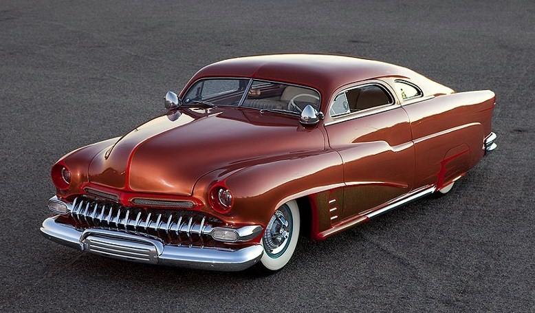 1951 Mercury kustom - Bo Huff 11130110