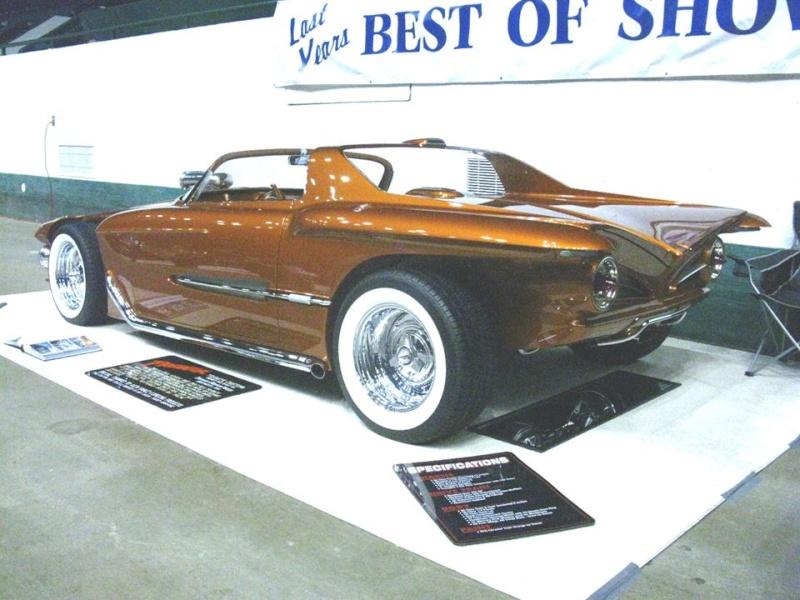 Predator - 1956 Ford - Dennis Heapy 11130111
