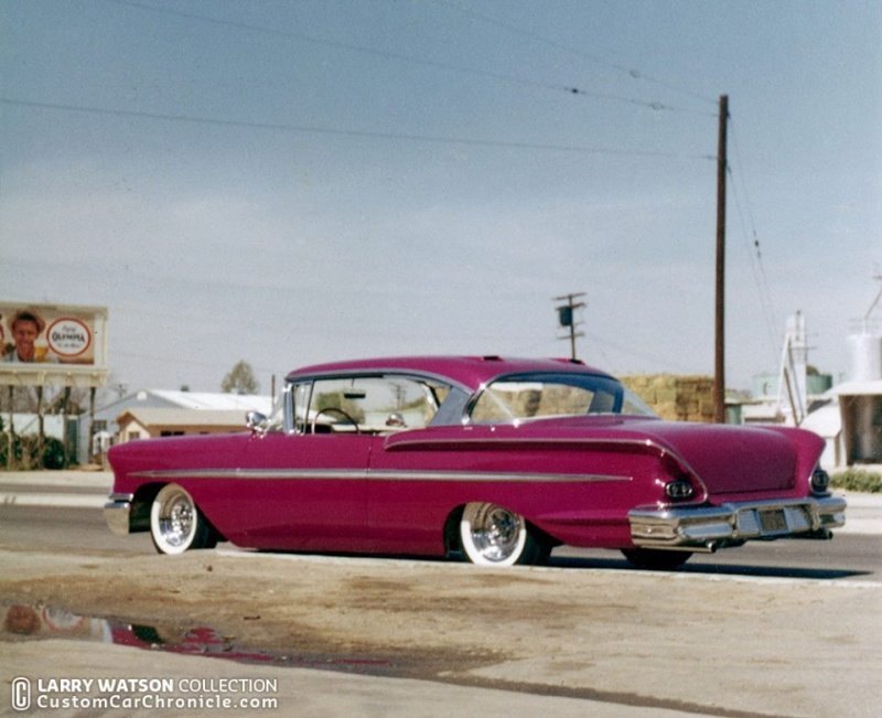 Chevy 1958 custom & mild custom - Page 5 11133710