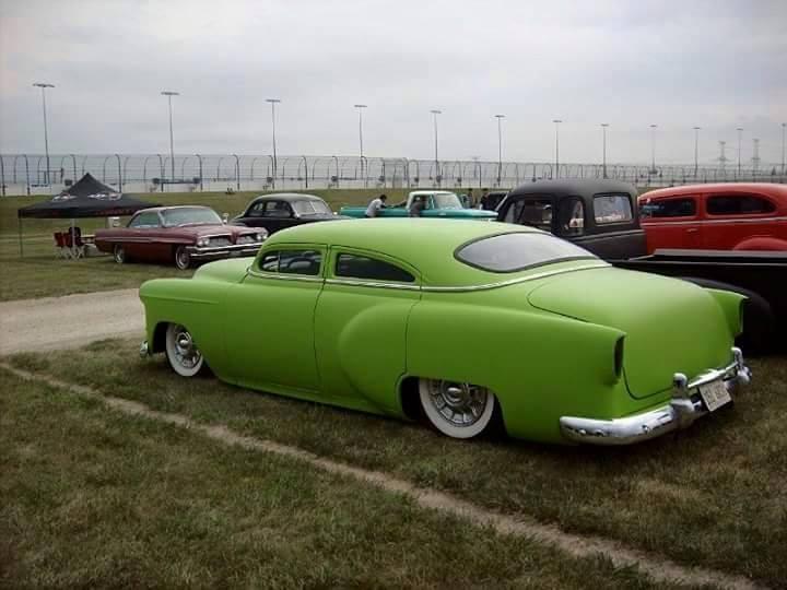 Chevy 1953 - 1954 custom & mild custom galerie - Page 10 11134010