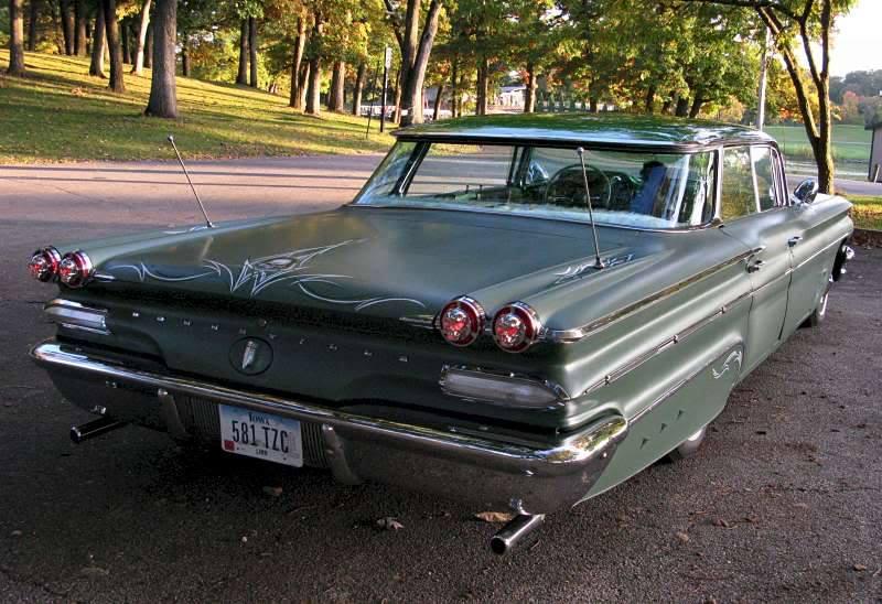 Pontiac 1959 - 62 custom & mild custom - Page 2 11138910