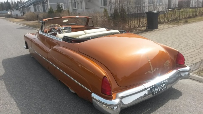 Buick 1950 -  1954 custom and mild custom galerie - Page 7 11139412