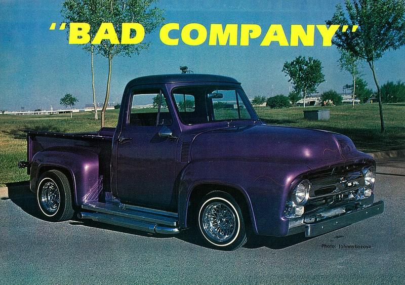 1950's ford Street machine 11139912