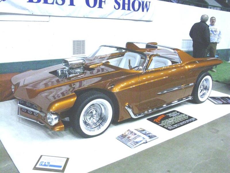 Predator - 1956 Ford - Dennis Heapy 11140010