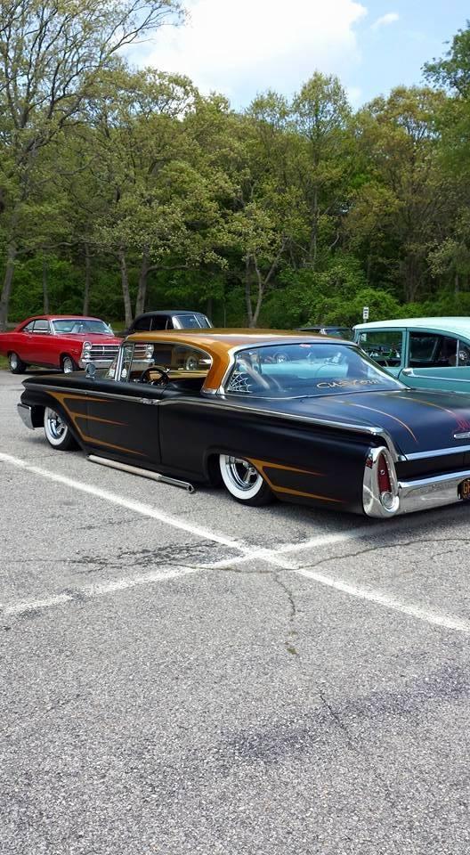 Mercury 1957 - 1960 Customs & mild custom 11140711