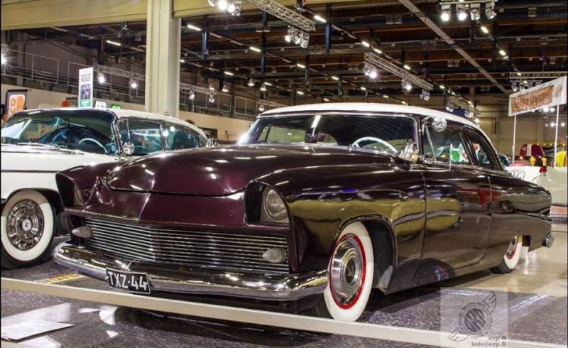 Chrysler & DeSoto 1955 - 1956 custom & mild custom 11146113