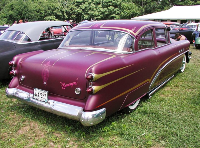 Buick 1950 -  1954 custom and mild custom galerie - Page 7 11147010