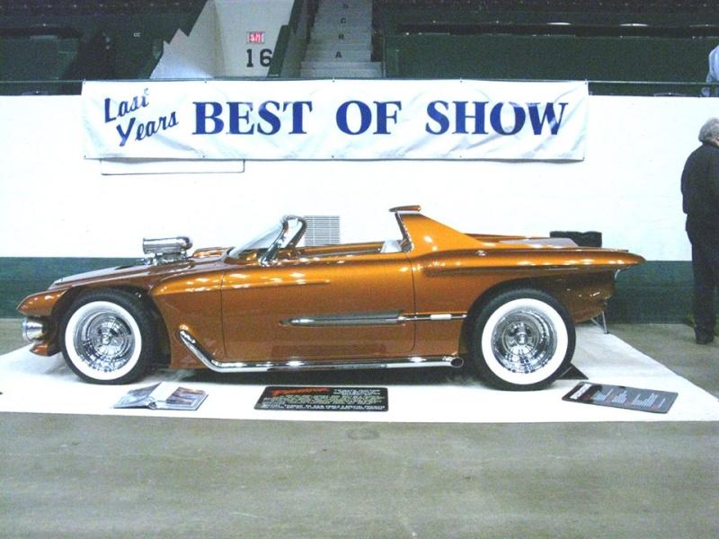 Predator - 1956 Ford - Dennis Heapy 11147011