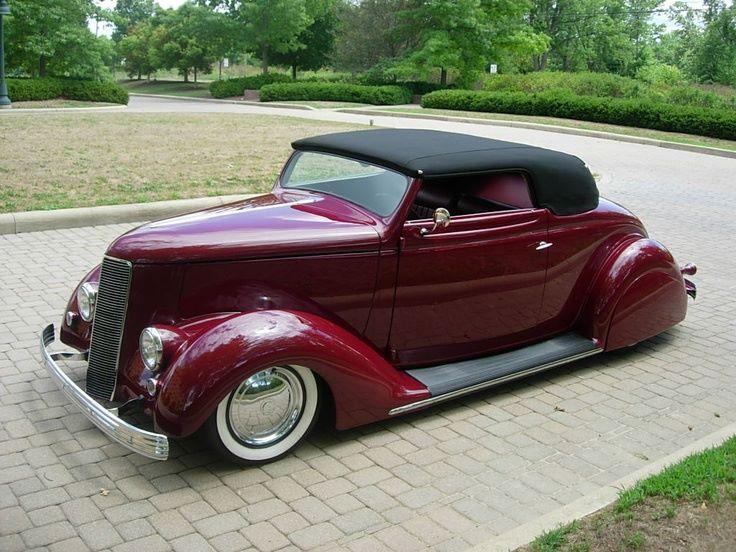 Ford 1935 - 38 custom & mild custom - Page 4 11173311