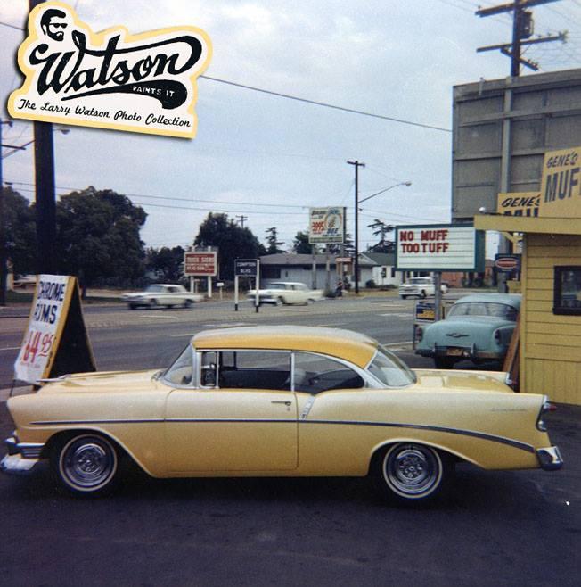 Photos d'époques de Larry Watson - Page 2 11173411