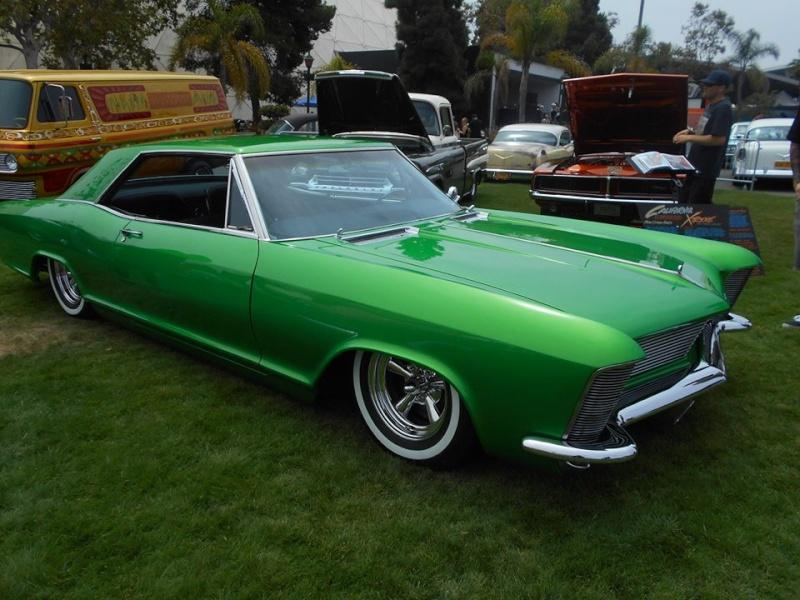 Buick Riviera 1963 - 1965 custom & mild custom - Page 2 11175011