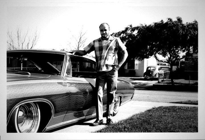 Howard Gribble - photographer and a lowrider and custom car historian from Torrance, California 11180310