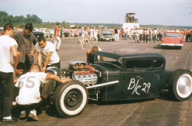 1950's & 1960's hot rod & dragster race - Page 3 11182311