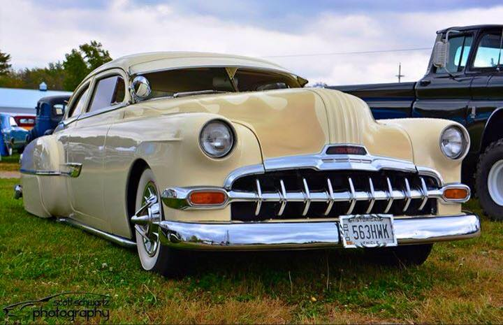 Pontiac 1949 - 54 custom & mild custom - Page 2 11188113