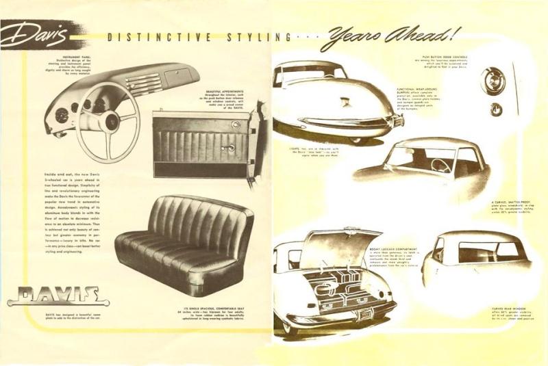 1948 Davis Three Wheels 11188115