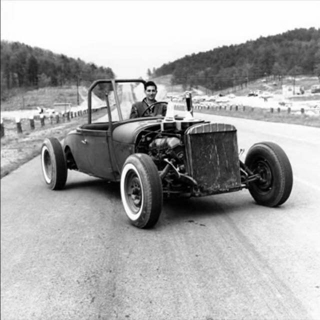 "Hot rod in street - Vintage pics - ""Photos rétros"" -  - Page 4 11196310"