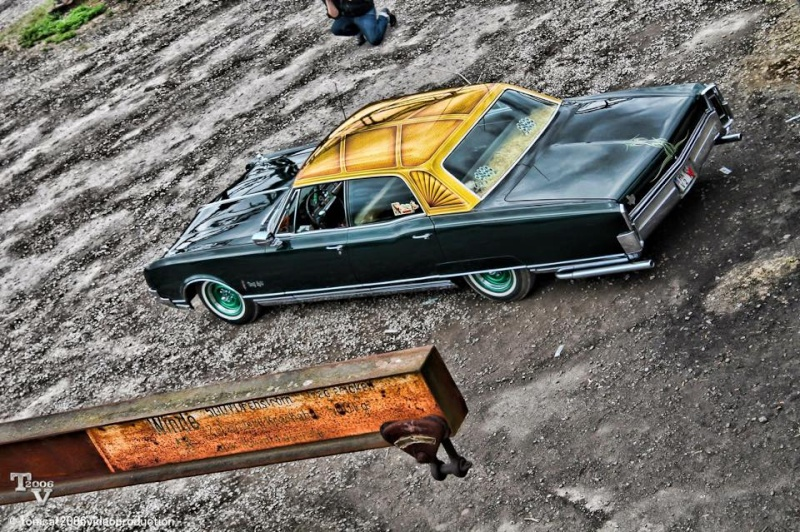 Oldsmobile 65 - 68 custom & mild custom 11200811