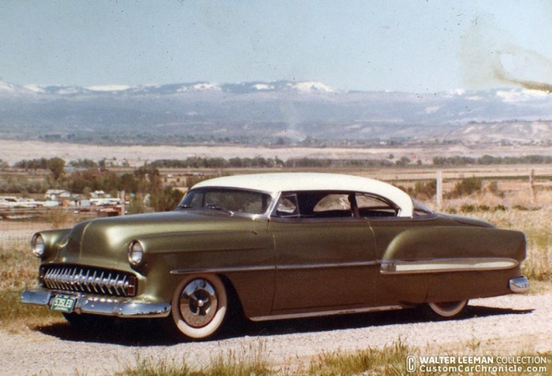 Chevy 1953 - 1954 custom & mild custom galerie - Page 10 11201610