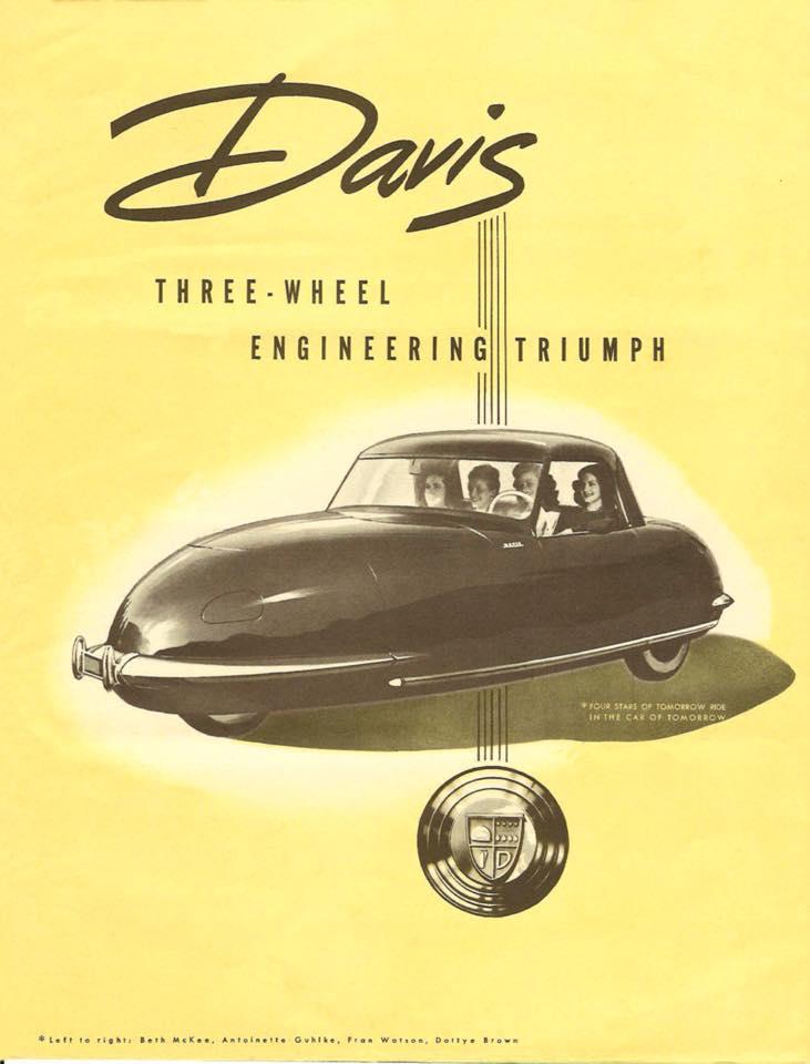 1948 Davis Three Wheels 11201811