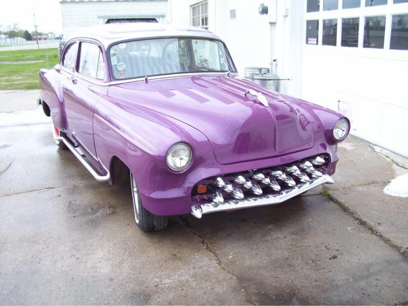 Chevy 1953 - 1954 custom & mild custom galerie - Page 10 11204911