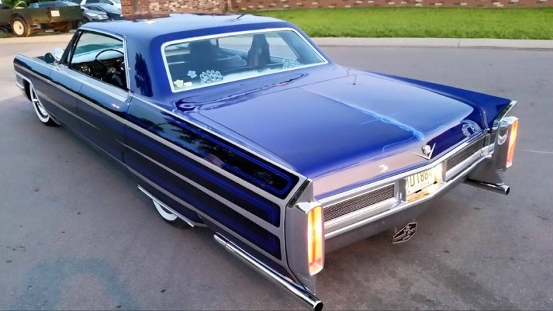 Cadillac 1961 - 1968 Custom & mild custom - Page 4 11205410