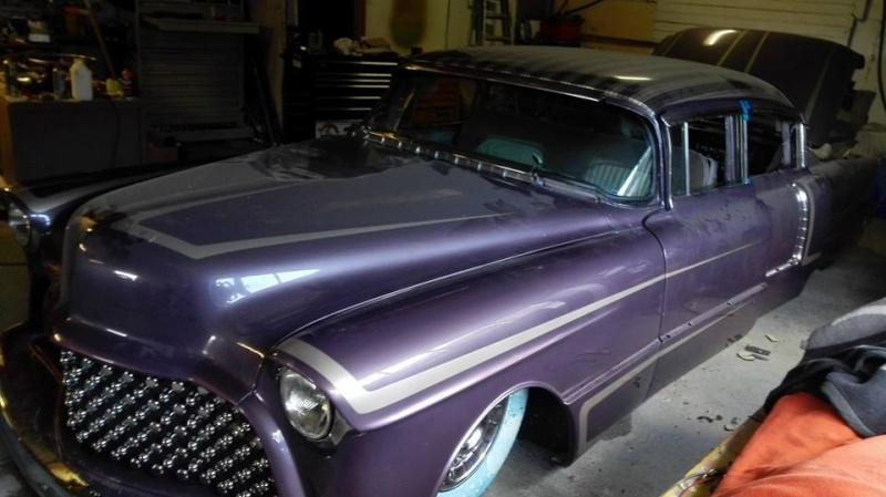 Cadillac 1954 -  1956 custom & mild custom - Page 3 11210414