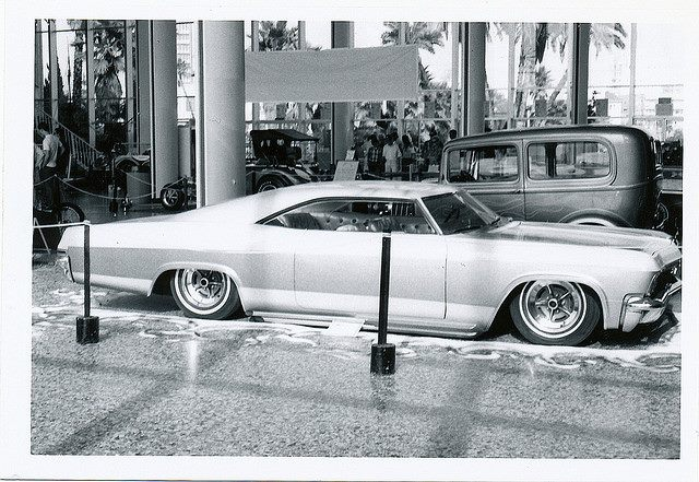 Howard Gribble - photographer and a lowrider and custom car historian from Torrance, California 11215811