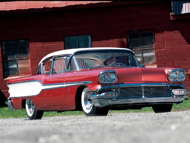 Pontiac 1955 - 1958 custom & mild custom - Page 2 11221510