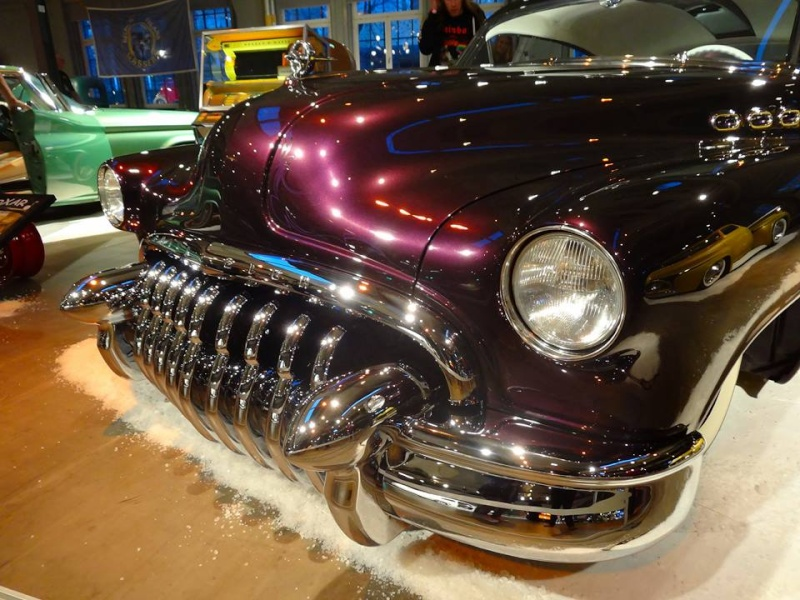 Buick 1950 -  1954 custom and mild custom galerie - Page 7 11227010