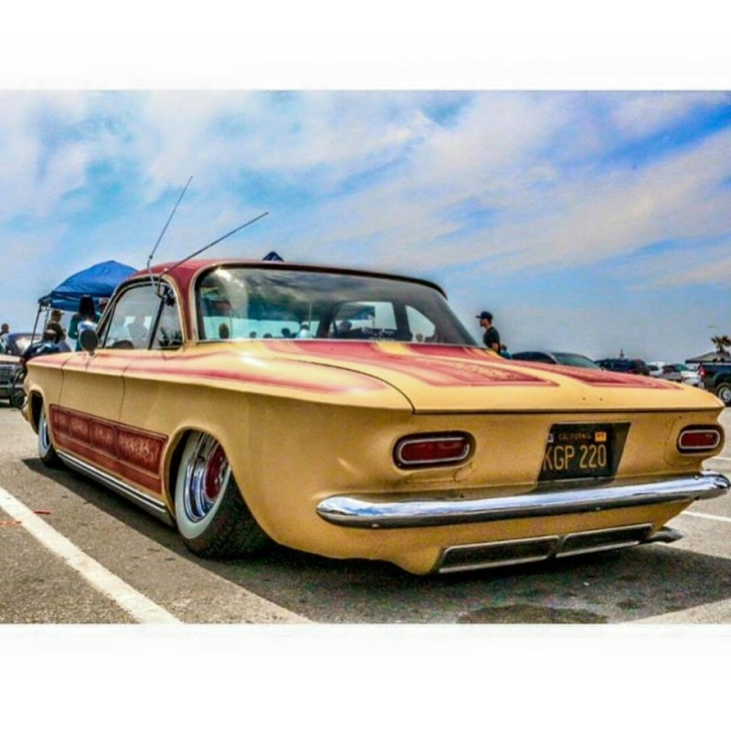 Chevrolet Corvair custom & mild custom 11246510