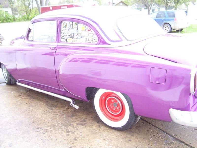 Chevy 1953 - 1954 custom & mild custom galerie - Page 10 11251710