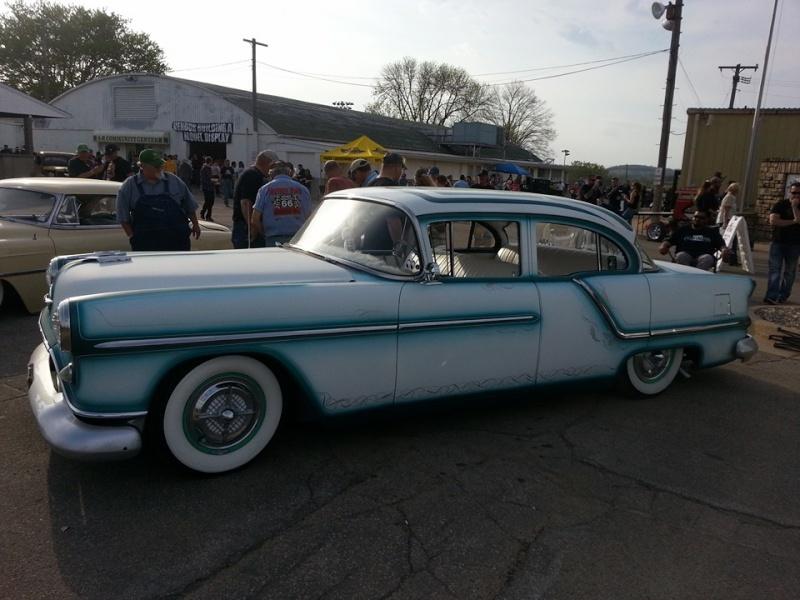 Oldsmobile 1948 - 1954 custom & mild custom - Page 6 11255410