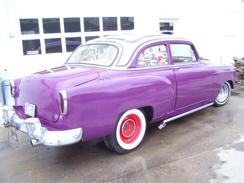 Chevy 1953 - 1954 custom & mild custom galerie - Page 10 11257910