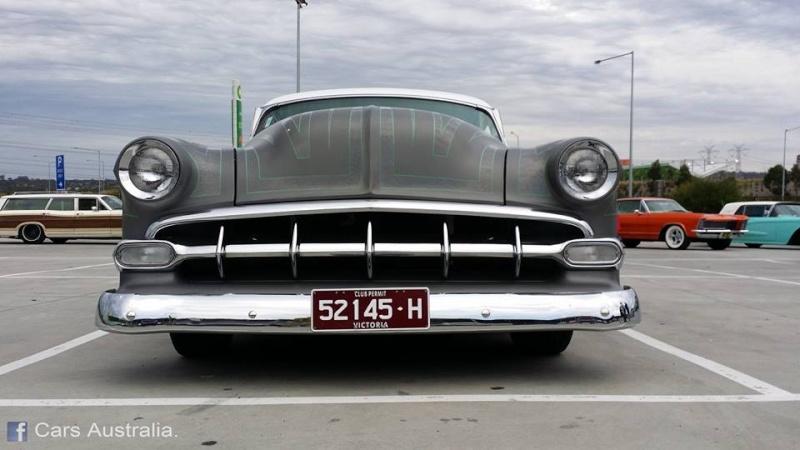 Chevy 1953 - 1954 custom & mild custom galerie - Page 10 11260810