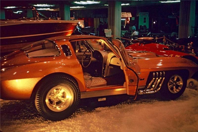 Chevrolet Corvette Customs & mild customs - Page 2 11267010