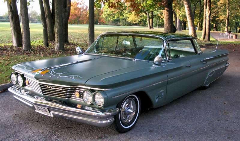Pontiac 1959 - 62 custom & mild custom - Page 2 11295811