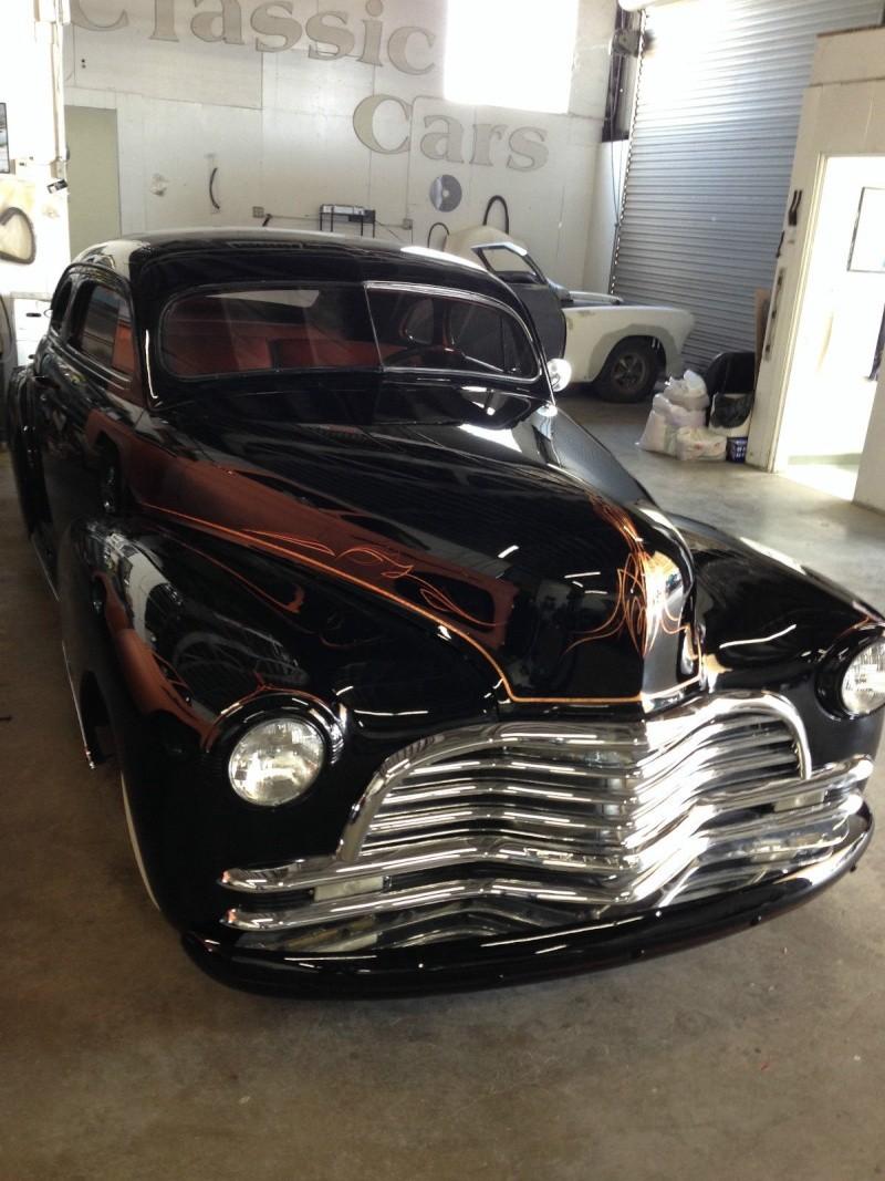 Chevrolet 1946 - 48 custom & mild custom - Page 2 1132