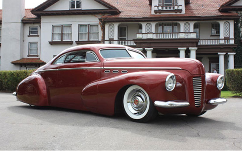 1941 Buick 2 Door Coupe - The Phoenix  -  121