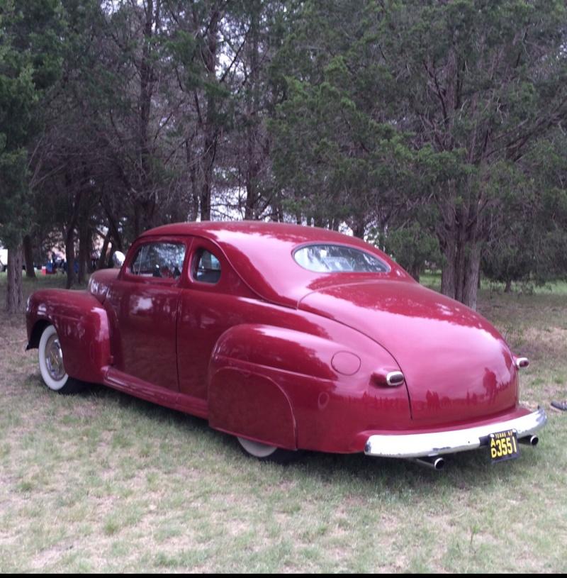 Ford & Mercury 1941 - 1948 customs & mild custom - Page 5 123