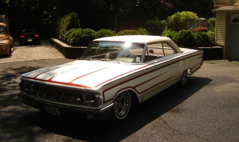 Mercury 1961 - 1964 custom & mild custom 126