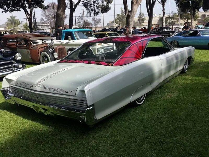 Pontiac 1963 - 1967 custom & mild custom 13483_10