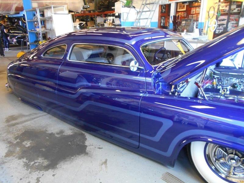 1950 Mercury - Starlite Rod & kustoms 13706_10