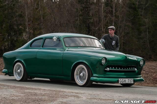 Volvo & Saab custom & mild custom 13841610