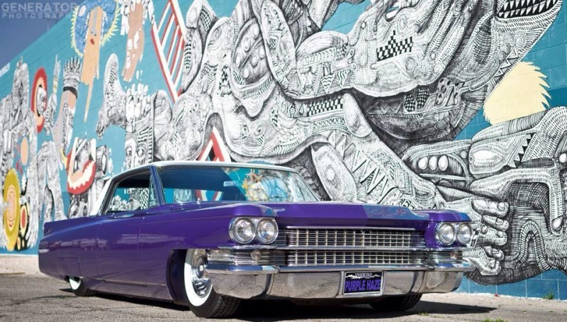Cadillac 1961 - 1968 Custom & mild custom - Page 4 14629610