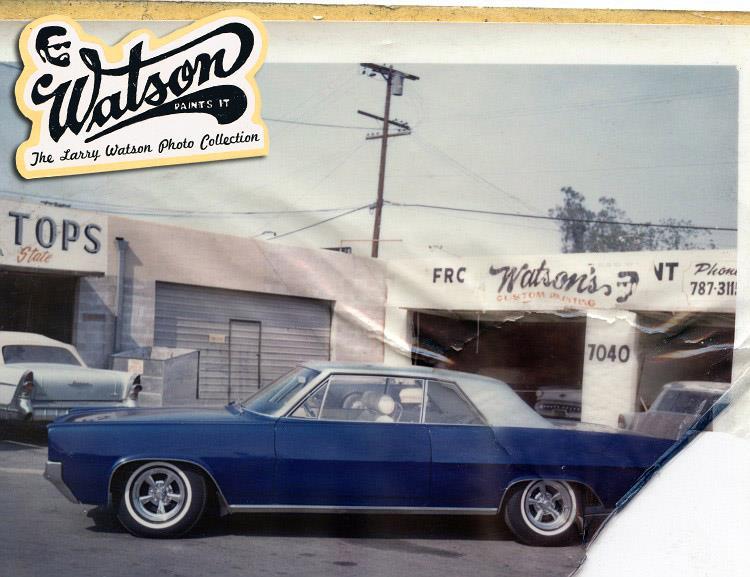 Photos d'époques de Larry Watson - Page 2 14891210